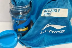 iNova Invisible Zinc Spark Up